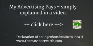 Declaration of an ingenious business idea