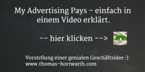 My Advertising Pays von einem Profi